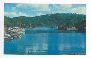 Lagoon Inside Castries Harbour,St. Lucia,West Indies