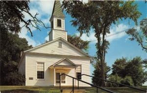 Omena Michigan~Omena Presbyterian Church~c1950s Postcard