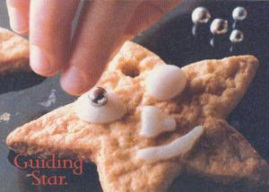 Starfish Frying Pan For Breakfast REAL FACE Postcard