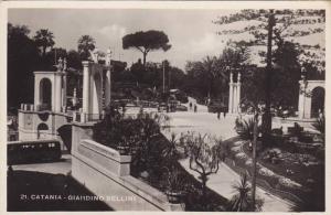 RP, Giardino Bellini, Catania (Sicily), Italy, 1920-1940s