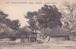 Senegal Dakar Village Indigene
