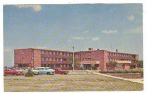 Exterior, Grace Wilkie Hall, Wichita State University, Wichita, Kansas, 1940-...