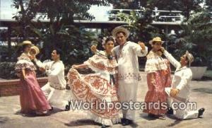 Panama Canal Zone Entertainers of Lucho Azcarraga