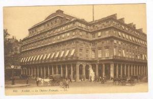 Paris , France, 00-10s   Le Theatre Francais