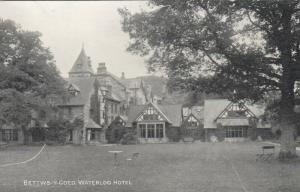 BETTWS-Y-COED, Wales, UK, 10-30s; Waterloo Hotel