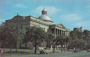 Mississippi Jackson Old State Capitol Building