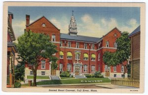 Fall River, Mass, Sacred Heart Convent