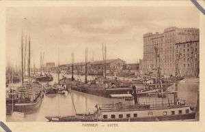 Germany Mannheim Hafen