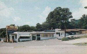 ASHEVILLE , NC, 1950-60s ; Buck's Restaurant