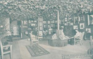 TORONTO , Ontario, Canada, PMC 1890s ; Italian Pergola & Art Room