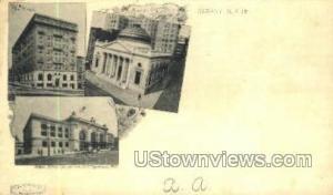 Albany Savings Bank Albany NY Unused