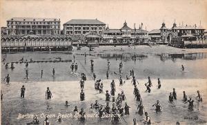 South Africa Durban Ocean Beach Enclosure Bathing