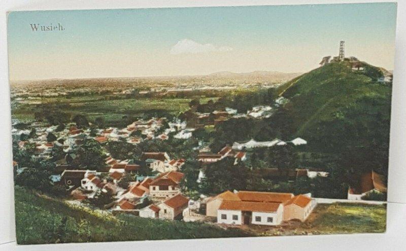 Wusieh China Universal Postcard Vintage Postcard RARE