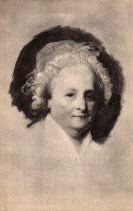 Portrait Of Martha Wasjington