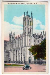 Home of the Mizpah, Syracuse NY