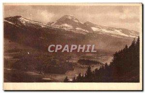 Old Postcard The Dauphine Picturesque Villard de Lans The Moucherotte