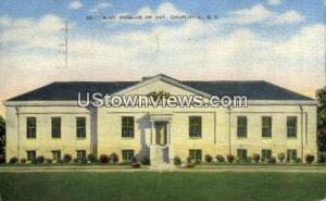 Mint Museum of Art Charlotte NC 1954