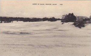Maine Freeport Desert Of Maine Albertype