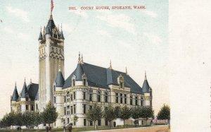 SPOKANE , Washington , 00-10s ; Court House