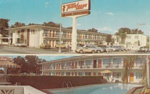 ORLANDO , Florida , 1950-60s ; Travelodge