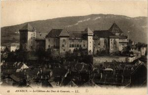 CPA  Annecy - Le Chateau des Ducs de Genevois  (691452)