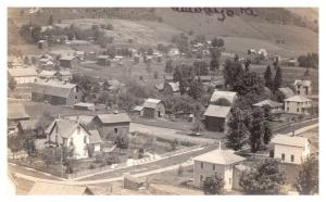 Aerial View of Oswayo Pennsylvania  RPC ,   DPO 1