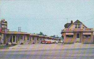 Canada Ontario Niagara Falls Coronet Motel