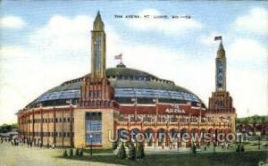 The Arena St. Louis MO 1953