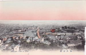 JAPAN, 00-10s; Bird's Eye View of KOBE