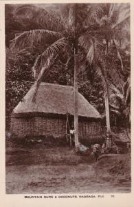 RP; Mountain Bure & Coconuts, NADRAGA, Fiji Islands, 00-10s