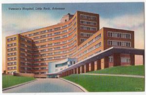 VA Hospital, Little Rock, AR