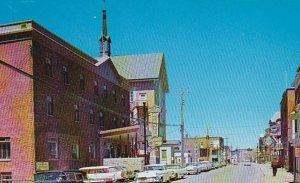 MATANE , Quebec , Canada , 1950s , Rue St-Jerome