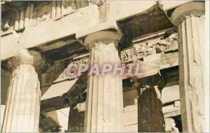 Postcard Modern Greece Parthenon