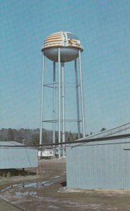 PLAINS , Georgia , 1960-70s ; Water Tower