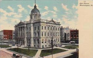 Illinois Bloomington Court House