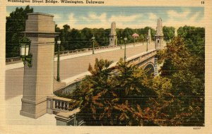 DE - Wilmington. Washington Street Bridge