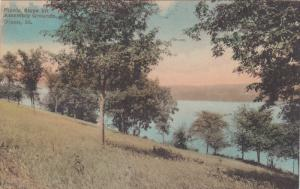 Picnic Slope In Assembly Grounds, DIXON, Illinois, 1900-1910s