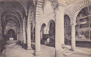 Chiesa Della Collegiata, L'Interno (XIII Secolo), San Gimignano (Siena), Tusc...