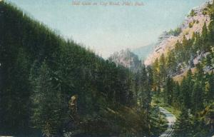 Hell Gate on the Pike's Peak Cog Railway - Colorado - DB