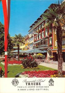 Romantik Hotel Traube Familie Andra Vergeiner Lienz Osttirol