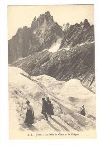 Ice hiking , Le Mer de Glace et le Grepon , 00-10s