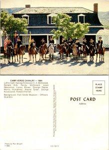 Camp Verde Cavalry - 1984 (10336)