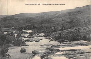 BR57032 Rapides du manankazo madagascar    Africa  Madagascar