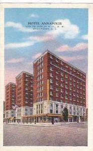 Washington DC Hotel Annapolis