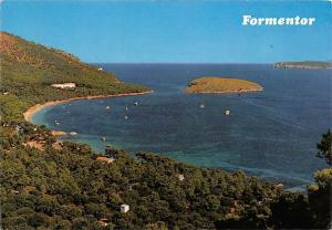 Spain Formentor Mallorca Pollensa Vista general de Formentor