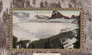 CANADA, 00-10s ; Waputekh Ice Fields , Canadian Rockies