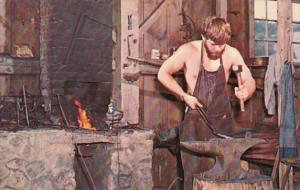 Ohio Peninsula Blacksmithing Hale Homestead and Western Reserve Village