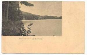Rocky Point--Lake Morey, Fairlee, Vermont, PU-1910