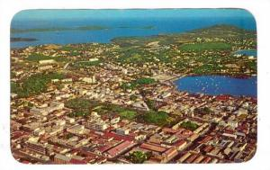 Aerial View Of Noumea, New Caledonia, 1940-1960s