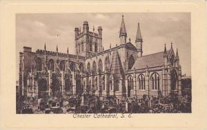 Chester Cathedral, Cheshire, England, United Kingdom,, 10-20s